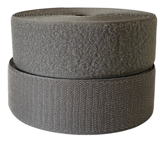 Abrojo 50 Mm / 5 Cm Ancho Rollo De 10 Mts 70% Polyester