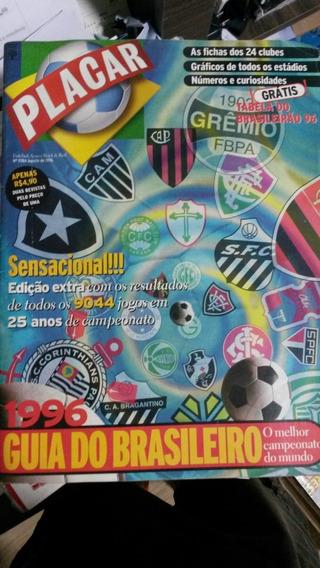 Placar Guia Do Brasileiro 1996