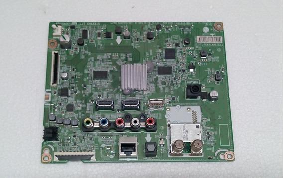 Placa Principal Lg 32lj600b Nova