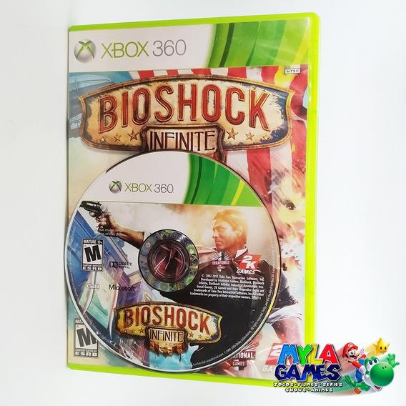Bioshock Infinite Xbox360 Midia Fisica Original