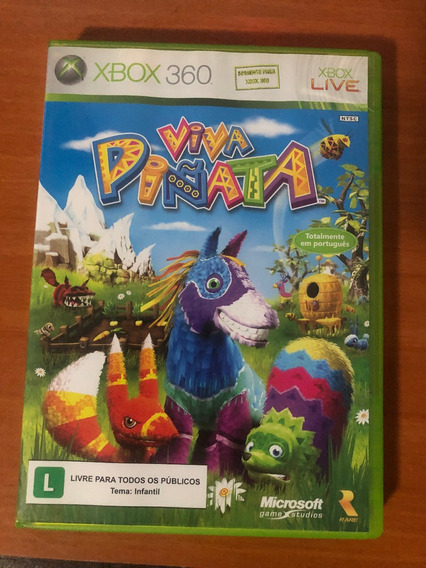 Viva Piñata - Xbox 360 - Usado