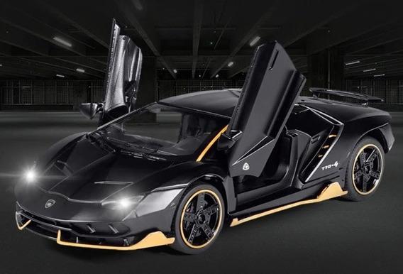 Miniatura Esportiva Lamborghini Lp770-4 Escala 1:32