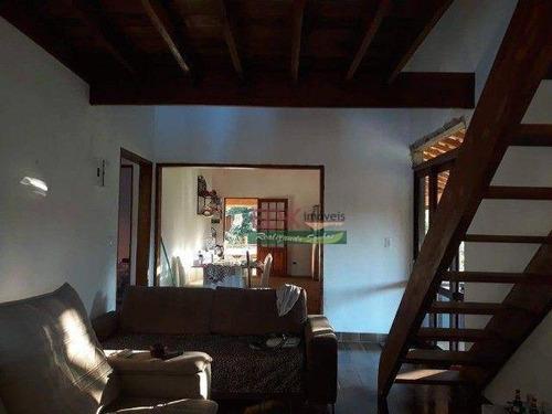Imagem 1 de 10 de Chácara Com 2 Dormitórios À Venda, 18000 M² Por R$ 490.000,00 - Zona Rural - Monteiro Lobato/sp - Ch0799