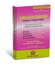 Guía De Estudio De Obligaciones -última Edición- Ed. Estudio