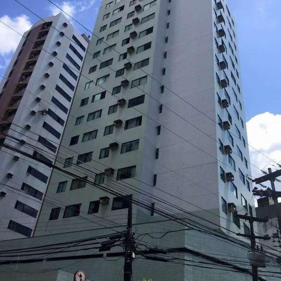 Apartamento Em Parnamirim, Recife/pe De 30m² 1 Quartos À Venda Por R$ 230.000,00 - Ap280468