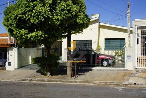 Casa 2 Dormitórios Com Quintal, A 500 Metros Da Lagoa Do Taquaral - Ca12758