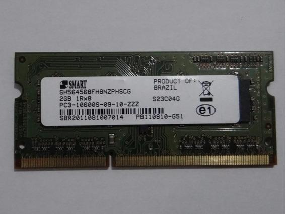 Memória Ddr3 2gb 2×2gb Usado