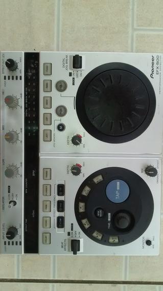 Pioneer Efx500 Processador De Efeitos, Dj, Músicos, Estúdio!