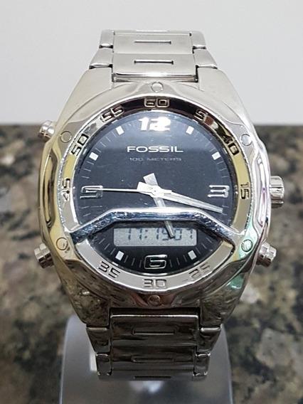 Relógios Fóssil Blue Bq9326