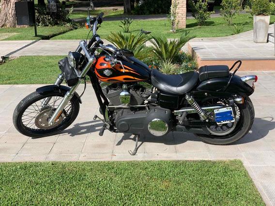 Harley-davidson Fxdwg Dina Wide Glide