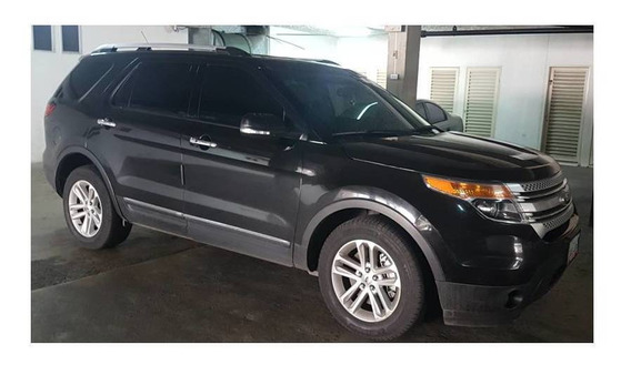 Ford Explorer Limited 4x4 Automatica 7 Asientos