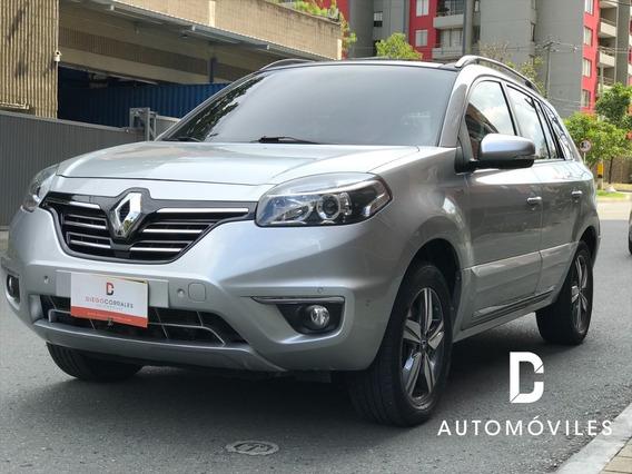 Renault Koleos Privilege 4wd Automática 2015