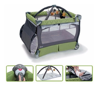 Practicuna Chicco Lullaby Lx Adventura - Excelente