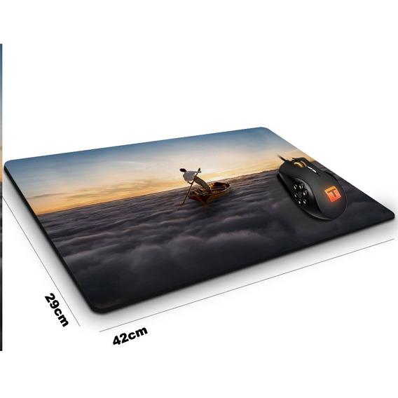 Mouse Pad Rock Pink Floyd The Endless River 42 Cm