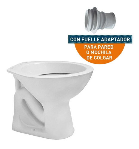 Imagen 1 de 9 de Inodoro Envio Gratis Sanitarios Porcelana Deca Marajo Baño