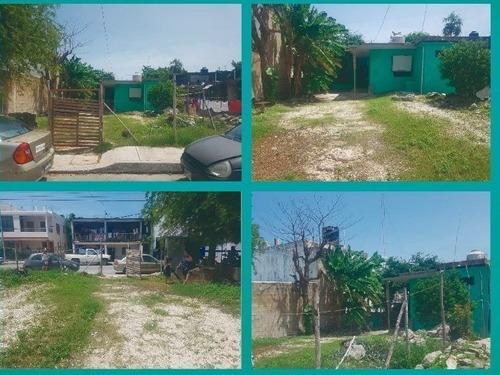 Terreno En Playa Del Carmen Centro, Solidaridad