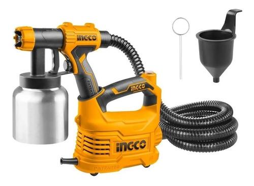 Equipo Pintar Tacho Aluminio Ingco 500w Spg5008-2 - Tyt