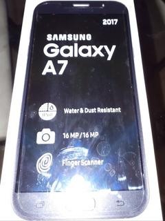 Samsung Galaxy A7 2017 (sin Caja). No Hago Envíos.