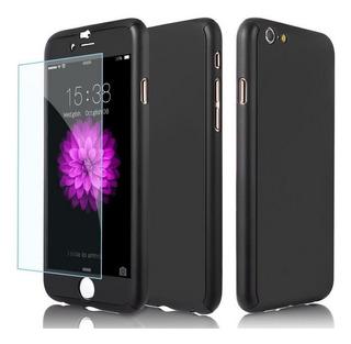 Kit 2 Capa Capinha iPhone 6 Plus 5.5 E 6s Plus 5.5 360