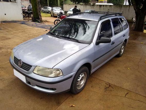 Volkswagen Parati 1.8 2001