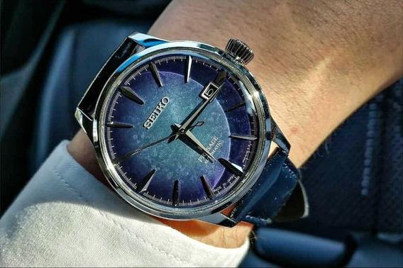 Relógio Seiko Presage Starlight Automatic Limited Ed Sary085