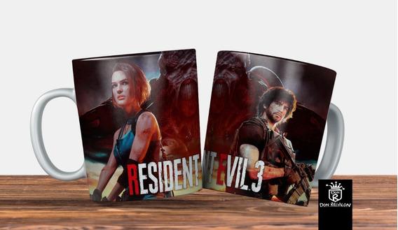 Taza - Resident Evil 3
