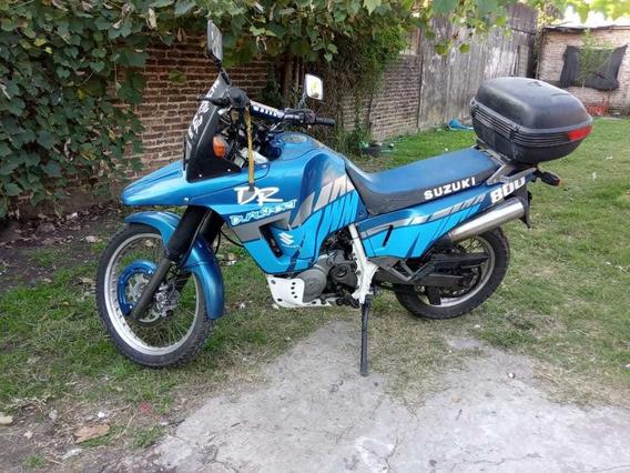 Suzuki Dr800 Dual Sport