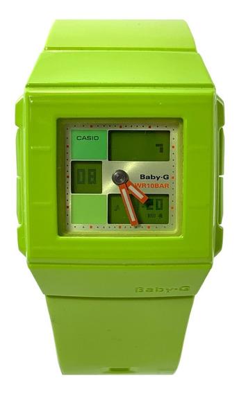 Relógio Casio Baby-g Feminino Digital Bga-200 Original