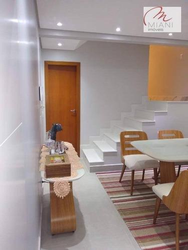 Imagem 1 de 30 de Sobrado À Venda, 96 M² Por R$ 650.000,00 - Jardim Cláudia - São Paulo/sp - So1172