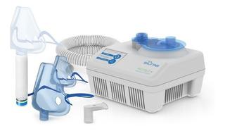 Combo Nebulizador Ultrasonico Silfab + Calentador Calefactor