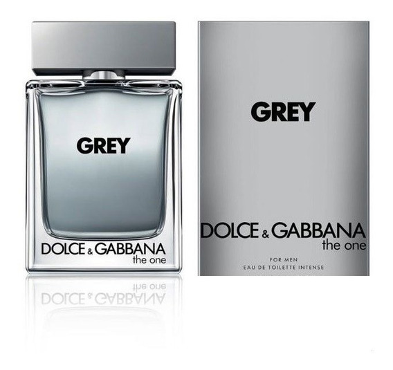 Dolce&gabbana The One Grey Masculino Edt Intense 100ml