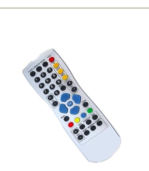 Controle Para Receptores Claro Tv Digital
