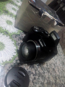 Camera Digital Semi Profissional Panasonic Lumix Lz 20