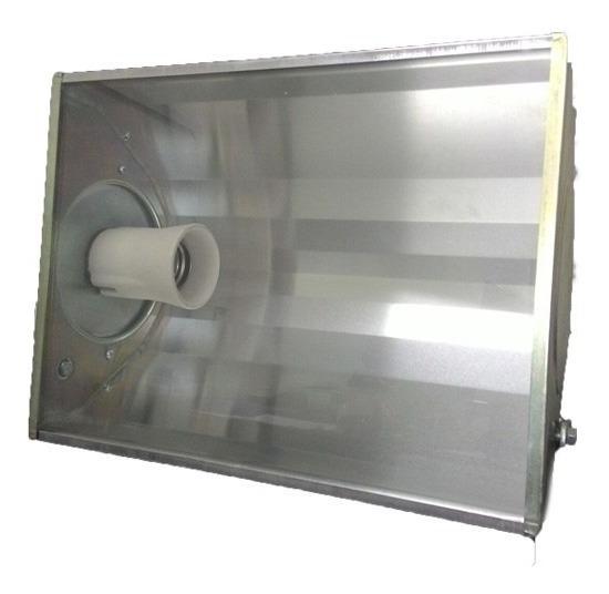 Refletor Projetor P/ Lamp E27 Até 250w