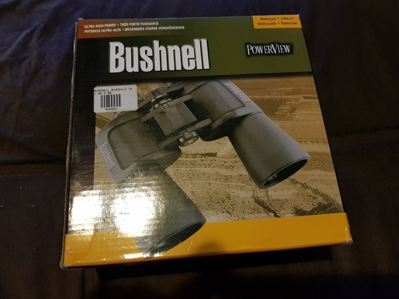 Binóculo Profissional Bushnell Ultra High Power 10 X 50 X 50