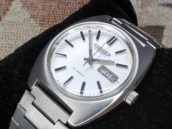 Relógio Citizen Automático Modelo Antigo Coleção