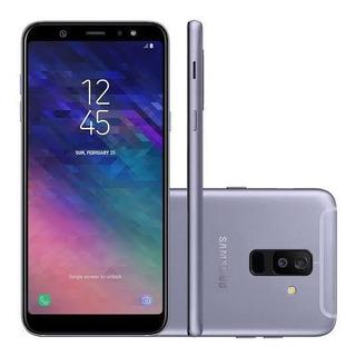 Samsung A6+ Usado Como Vitrine Original Com Nf Selo Anatel