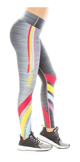 Calzas Touche Deportivas Mujer Sport Lycra Mujer Gym Ls 379