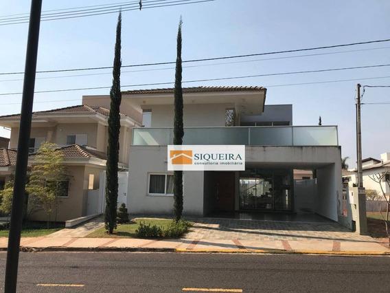Casa À Venda, 345 M² Por R$ 1.600.000,00 - Vila Aviação - Bauru/sp - Ca1377