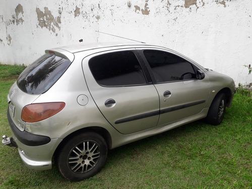 Peugeot 206 2006 1.4 Presence Flex 3p