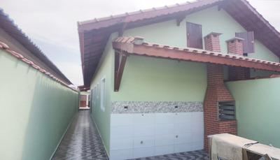 Casa Geminada, 500 Metros Da Rodovia, Ref. 0753 M H