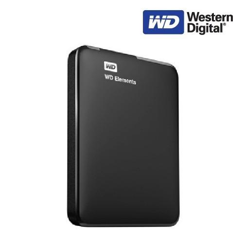 Disco Rigido Externo 2tb Wd Western Digital Elements Portati