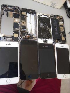 Lote De iPhone Sucatas