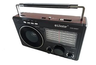 Rádio Analógico Antigo Retrô 11 Faixa Am Fm Sw Pilha Energia