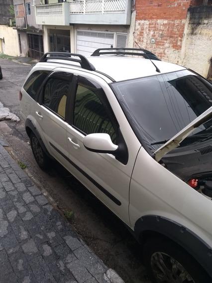 Fiat Palio Weekend 1.6 16v Trekking Flex 5p 2012