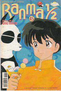 Cómic Ranma 1/2 # 45 Editorial Toukan