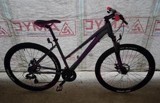 Bicicleta Raleigh Mojave 2.0 Dama Rod. 27.5 Disc 2018 Oferta