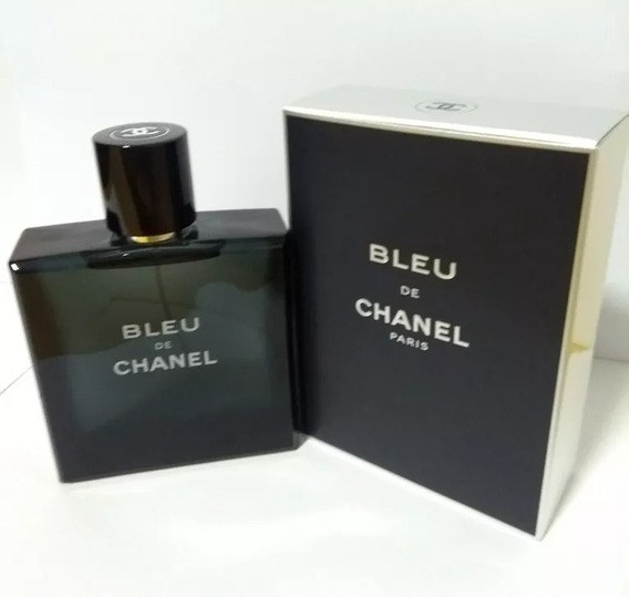 Bleu De Chanel Masculino Eau De Toilette 100ml