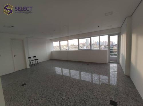 Imagem 1 de 26 de Sala Para Alugar, 43 M² Por R$ 1.450,00/mês - Jardim Do Mar - São Bernardo Do Campo/sp - Sa0075