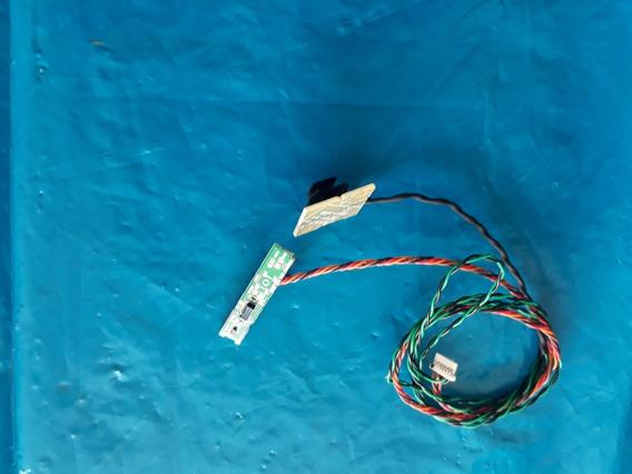 Teclado E Sensor De Controle Remoto Da Philips 43pfg5000/78